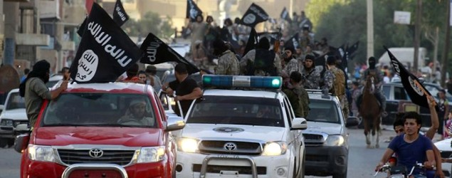 Islamic State fighters using clever ploy
