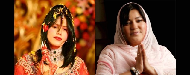 Dolly Bindra exposes the naked reality of Radhe Maa satsangs