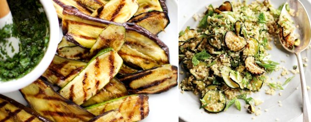Dreamy zucchini: Best veggie to cook right now