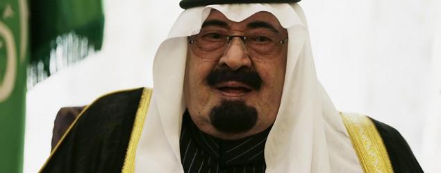Saudi king's warning to U.S., Europe (AP)