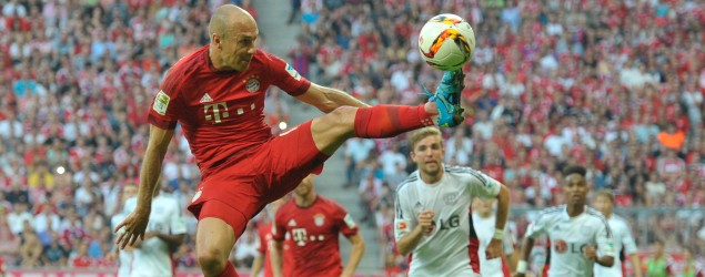 Arjen Robben, Bild: Getty
