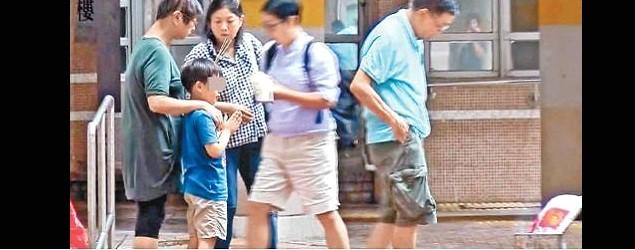6歲苦海孤雛 合十告慰雙親