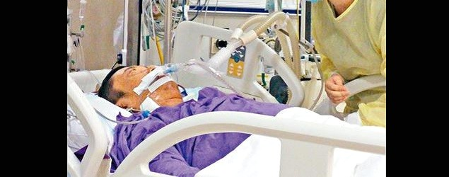 移植手術煞停求肝漢餘七日命