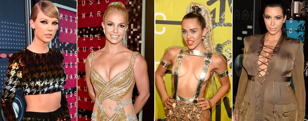 Best, worst, and craziest looks from MTV VMAs