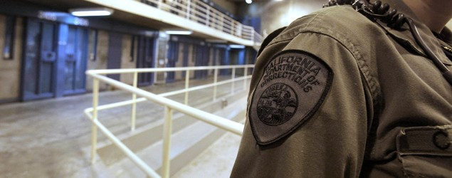 California agrees to end gang isolation practice. (AP)
