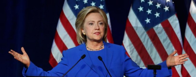 In the latest batch of released emails, Hillary Clinton asks about gefilte fish. (AP)