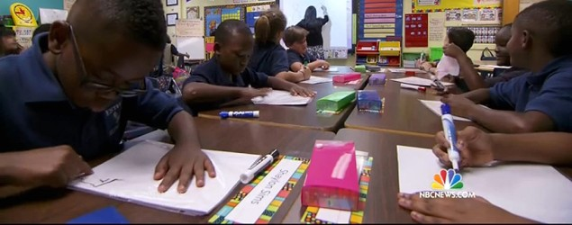 Teachers turn to crowdfunding for supplies (NBC News)
