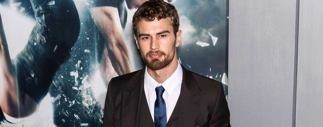 Theo James turns 30, becomes the face of Boss cologne. (Getty Images)