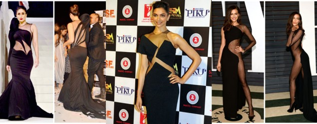 Our celebs are loving the cut-out dress