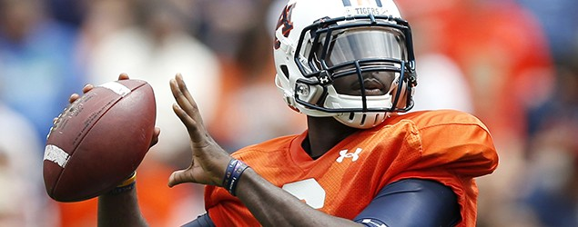 Auburn expected to roll in Week 1 (Associated Press)