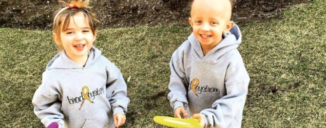 Sister donates stem cells to save twin brother. (ABC News)