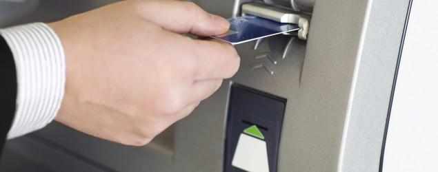 Bankautomat, Bild: Thinkstock