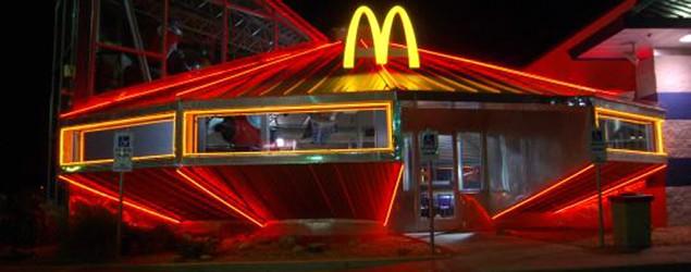 10 craziest McDonald's in the world