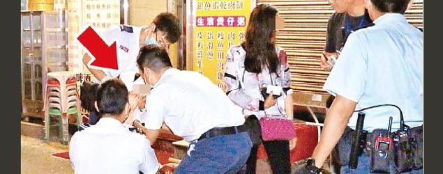 【港聞】「無錢唔好嚟食嘢」 一句揶揄掀食客混戰