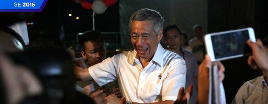 GE2015: PM Lee tells Aljunied voters WP 'buay sai'