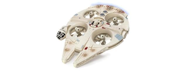 The new Millennium Falcon drone. (Air Hog)