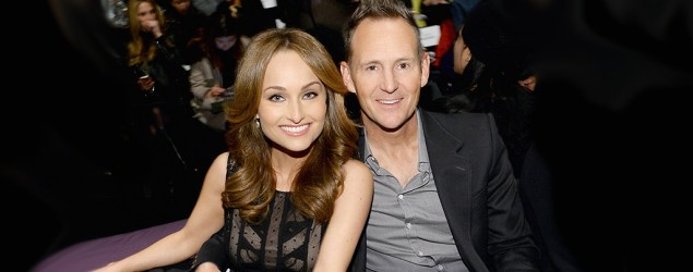 Giada De Laurentiis and Todd Thompson (Getty Images)