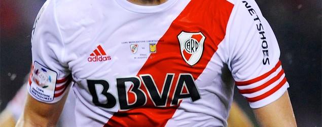 Camiseta de River / Foto: AFP