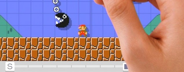 """Super Mario Maker"" (Nintendo)"