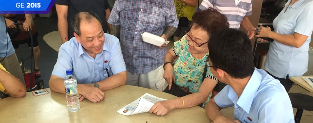 """GE2015: Auntie asks WP candidate: """"How long at Oxford U?"""""""