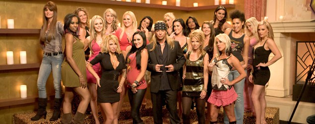 "Bret Michaels in ""Rock of Love."" (VH1)"