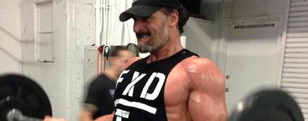 Joe Manganiello's intense 'Magic Mike XXL' training