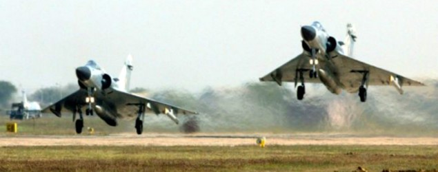 India test-fires Mica missiles as Pak carries out drills