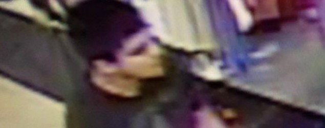 Washington state mall suspect in custody. (Image courtesy of Mount Vernon Police Department)