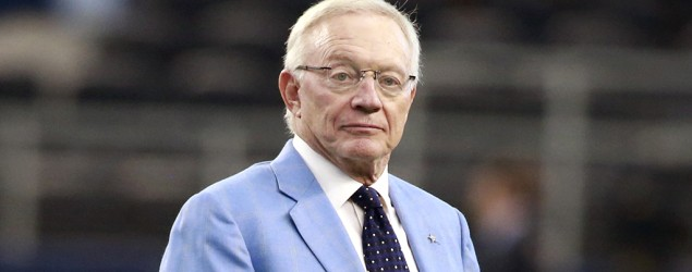 Cowboys owner's message to rest of NFL