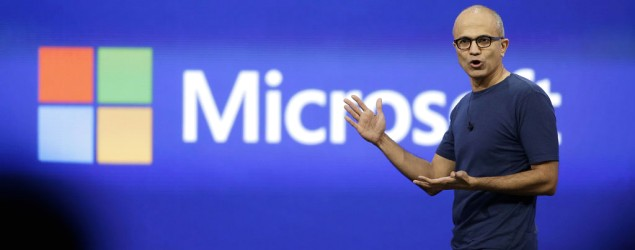 Microsoft-CEO Satya Nadella (Getty Images)