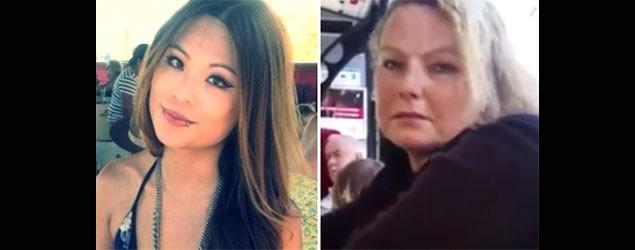 雪梨女吐口水辱罵:你這中國婆娘