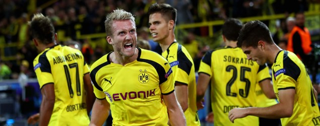 BVB Real (Getty Images)