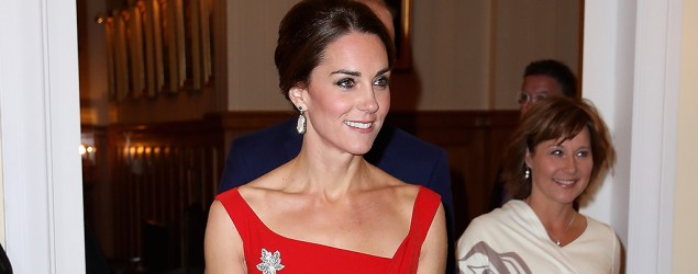 The Duchess of Cambridge (Chris Jackson/Getty Images)