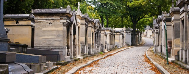 12 cemeteries you should see before you die