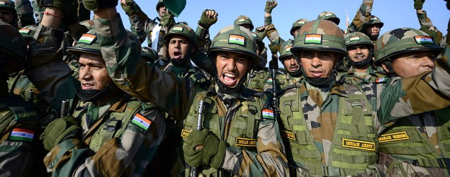 Indian Army conducts surgical strikes on terror camps in PoK