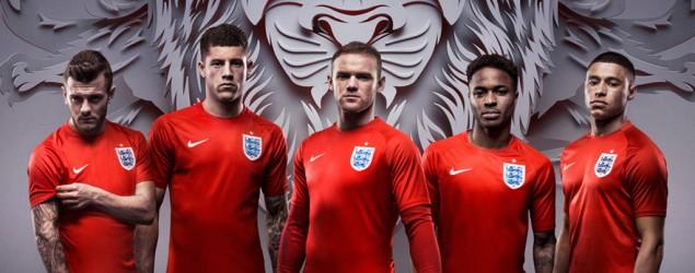 England Bild: FA
