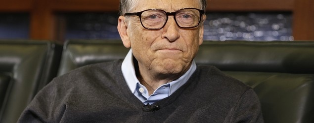 America's richest man on the Ebola outbreak