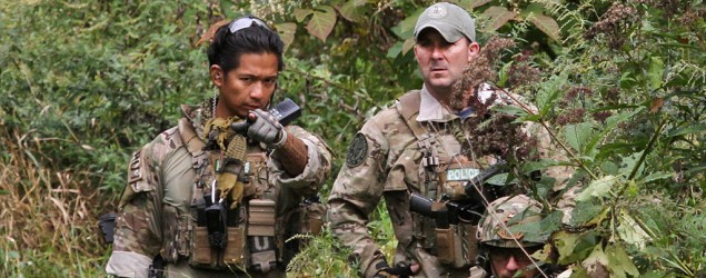 Pipe bombs found in manhunt for ambush suspect