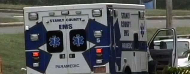 Student shot after argument at N.C. high school