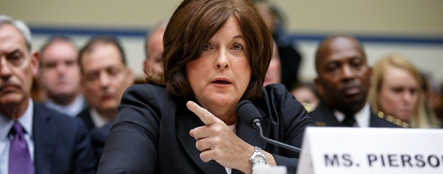 Secret Service chief Julia Pierson has resigned, Joseph Clancy named active director. (AP)