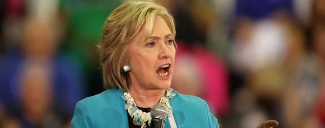 Clinton rips McCarthy on Benghazi