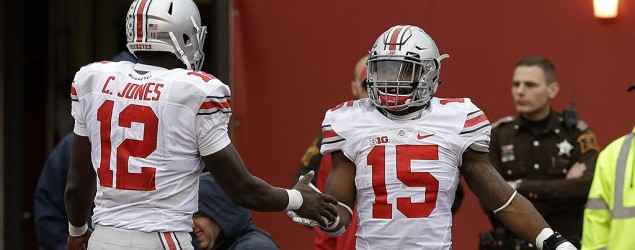 OSU's Cardale Jones (Getty Images)