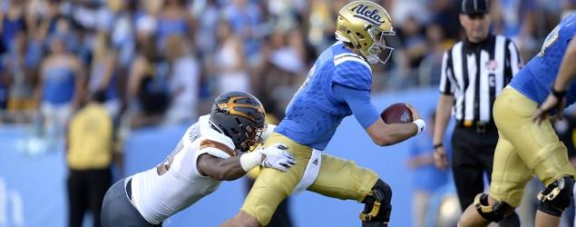 UCLA's Josh Rosen. (Getty Images)