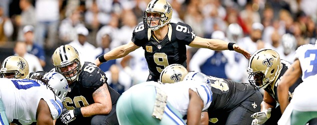 Watch live: Romo-less Cowboys take on Saints. (Getty Images)