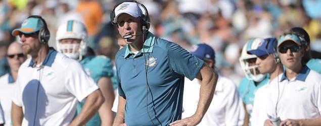 Disappointing Dolphins fire Joe Philbin. (AP)