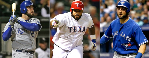 After wild final day, MLB playoff field is set. (Getty Images)