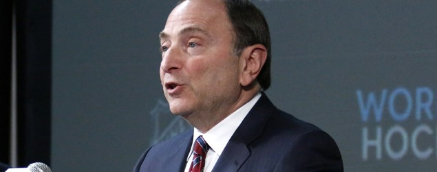 NHL acknowledges drug problem among players. (AP)