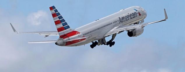American Airlines / AP