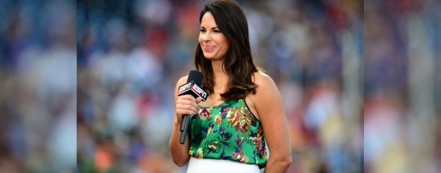 Jessica Mendoza: 'He came after me because I was a woman.' (ESPN)