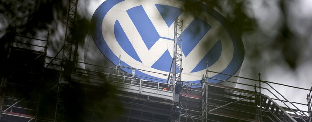 El logo de Volkswagen (Reuters)